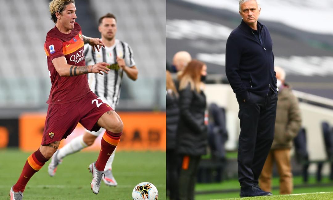 Zaniolo e la rissa sfiorata: Mourinho non apprezza