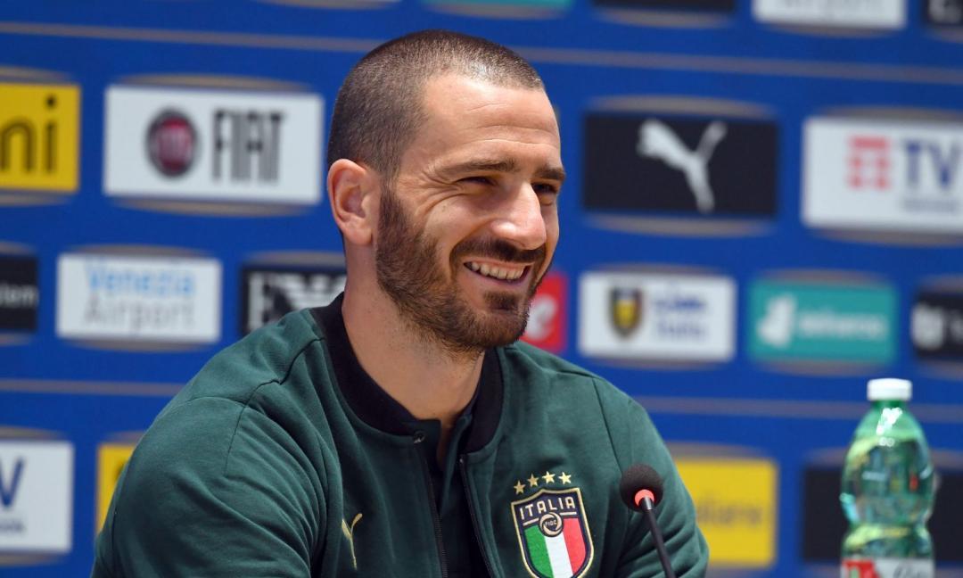 Juve, Bonucci: 'Ritiro? Tra 2 o 5 anni'