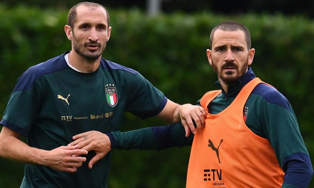 Euro2020, Chiellini e Bonucci negoziano i possibili premi
