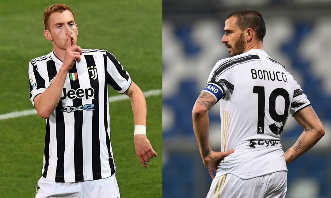 Juve, Paratici vuole portare Bonucci e Kulusevski al Tottenham!