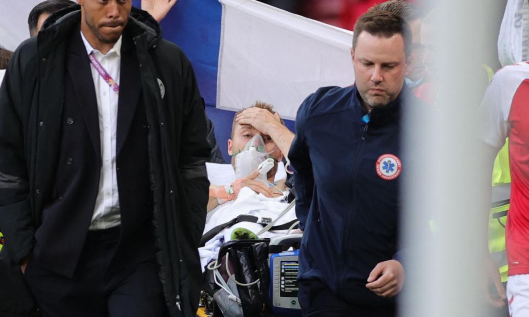 Eriksen, il racconto del medico che gli ha salvato la vita: 'Aveva perso il battito...'