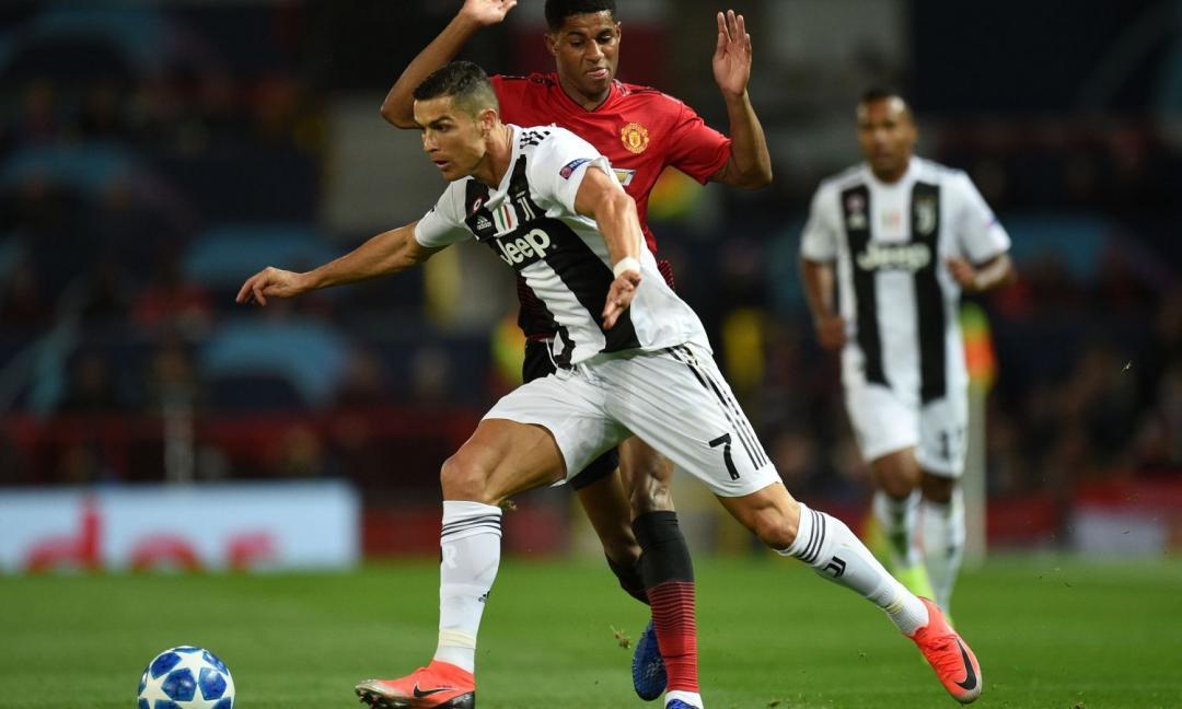 Rashford esalta Ronaldo: 'La prima volta che l'ho visto giocare...'
