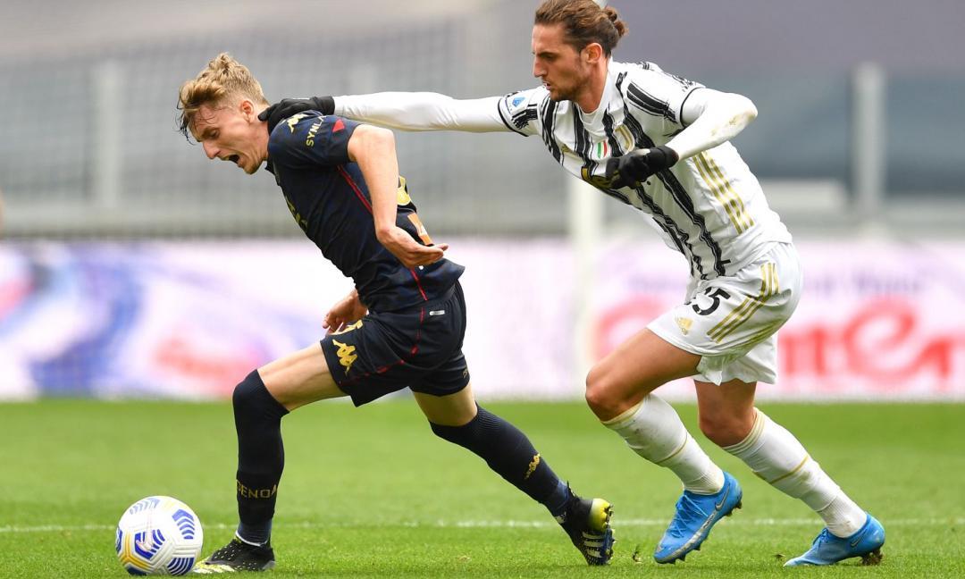 Rovella: 'Se non sono alla Juventus è perché ancora non me lo merito e non sono pronto'