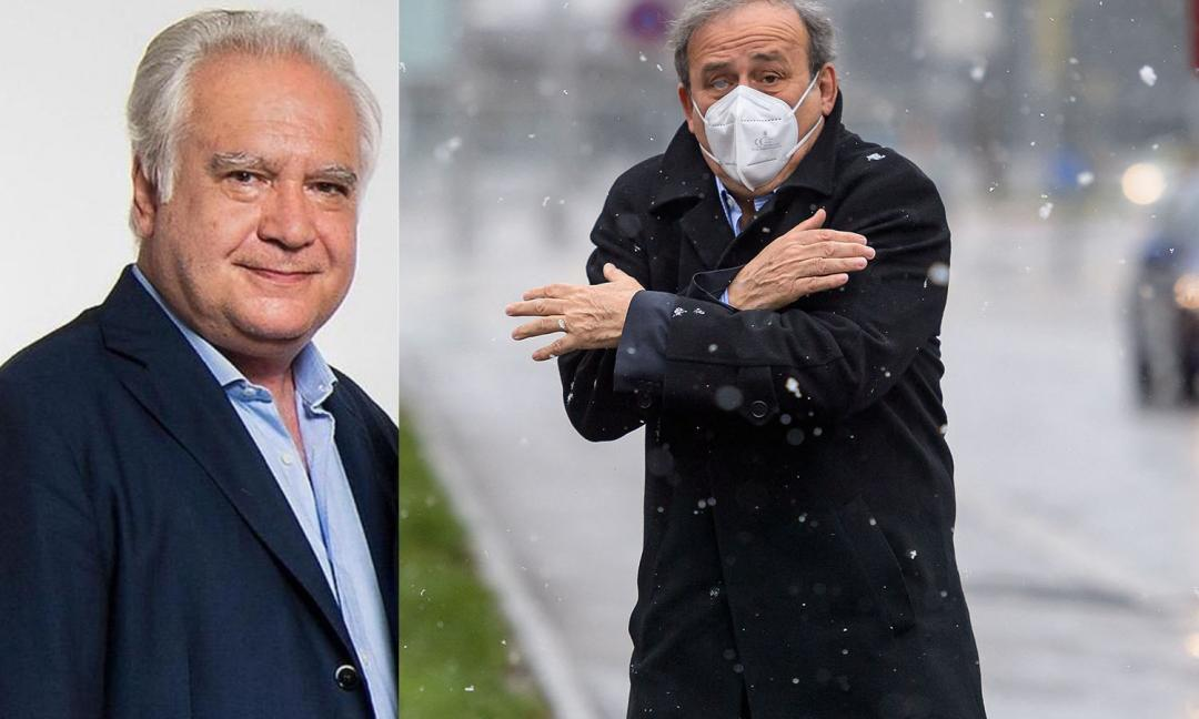 Sconcerti: 'SuperLega, Platini ha idee confuse! Agnelli è come Ceferin...'