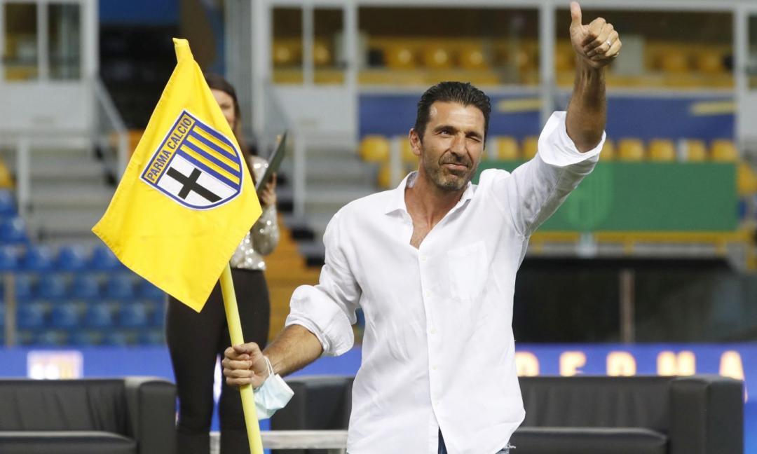 Parma, oggi il secondo debutto di Buffon: come è andata FOTO