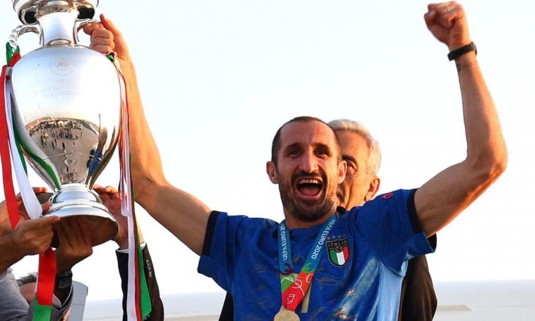 Marchisio: 'Petizione per rigiocare Italia-Inghilterra, so già come finirebbe'