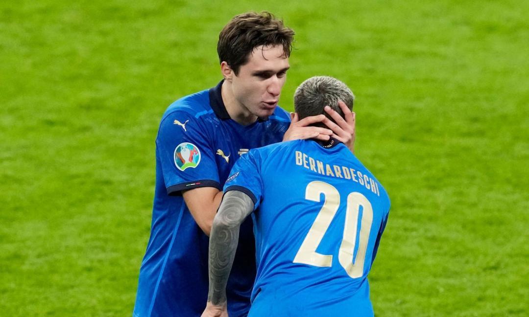 Chiesa e Bernardeschi in recupero dagli infortuni: le sensazioni in ottica Juve-Milan