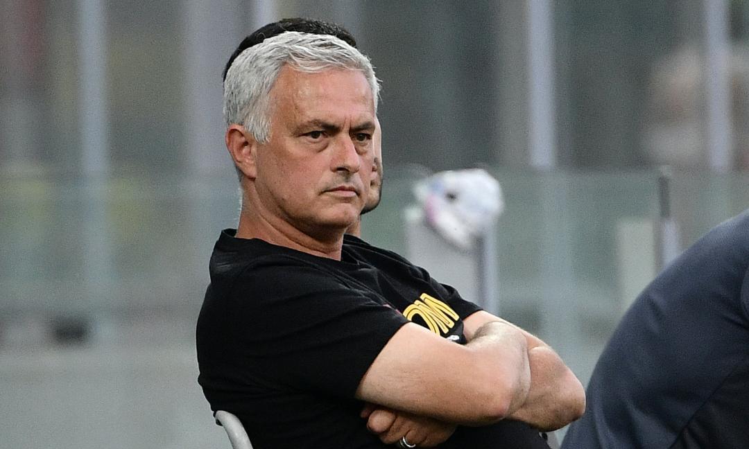 Mourinho, un drone per battere la Juventus - VIDEO