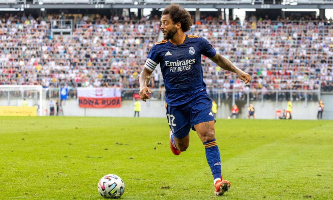 Mercato Juve: Marcelo lascerà il Real, ecco dove può andare