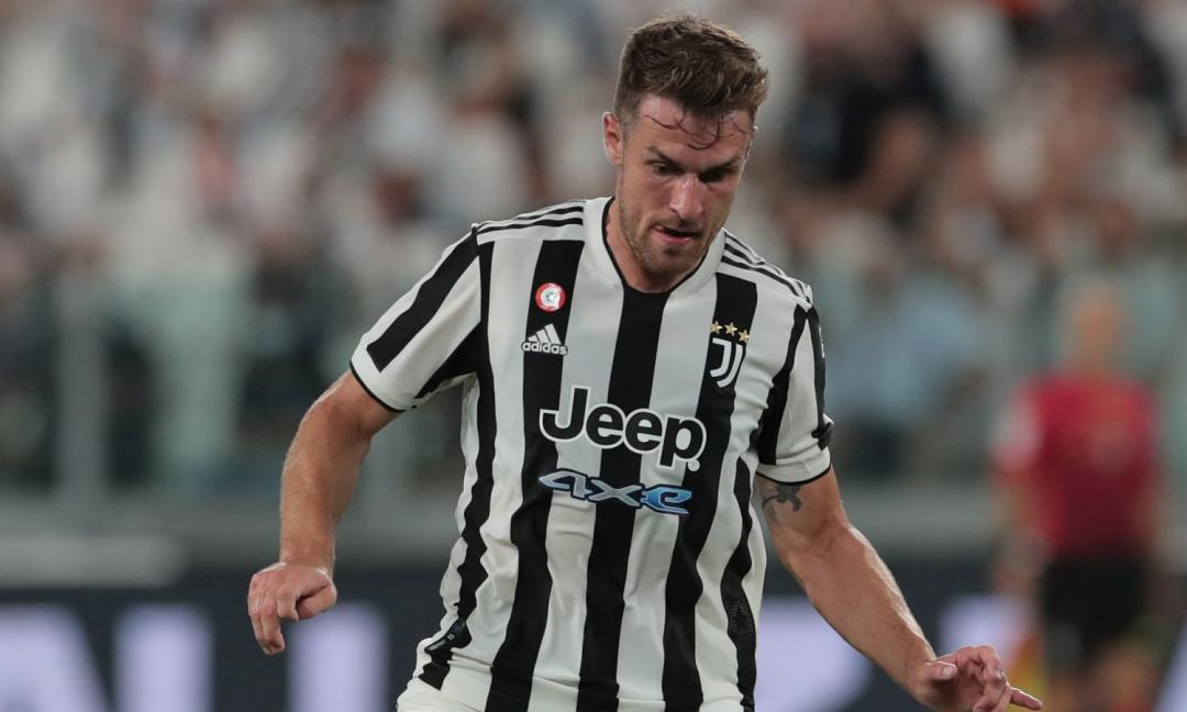 Juve, Ramsey si candida a un posto da titolare con la Roma