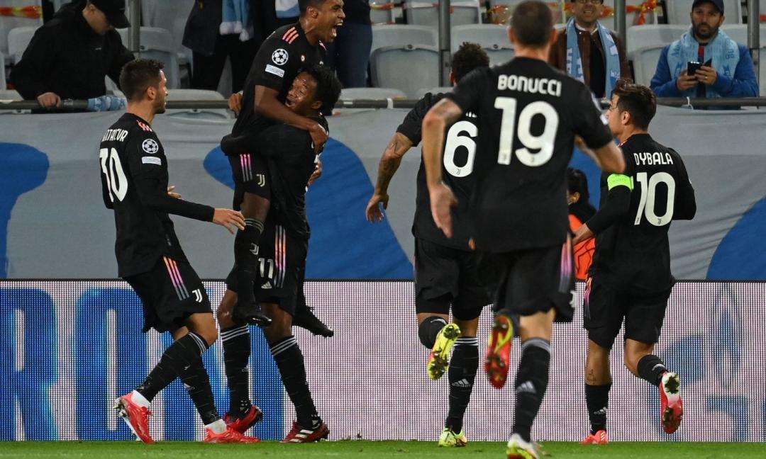 Alex Sandro a Jtv: 'La vittoria alza il morale alla squadra, siamo forti!'