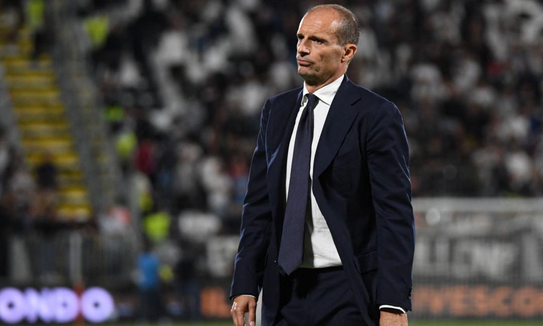 Allegri a Dazn: 'Adesso ci vuole una vittoria netta, vi spiego perché ho scelto Bonucci'