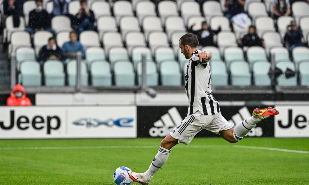 Juve, Bonucci contro Audero: Barzagli racconta il retroscena