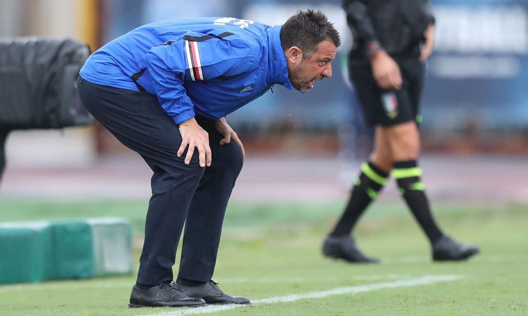 Turnover Samp, fuori il talento Damsgaard: le scelte di D'Aversa contro la Juve
