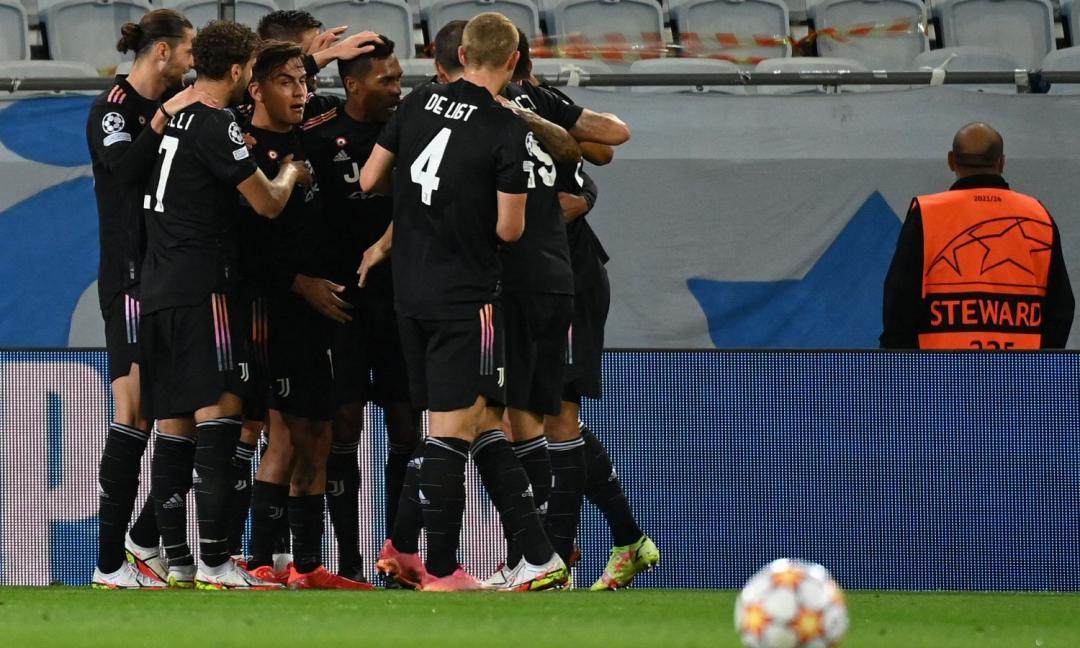 Dall'esultanza di Morata al 'bacio' di Dybala: Juve, si festeggia la prima vittoria sui social