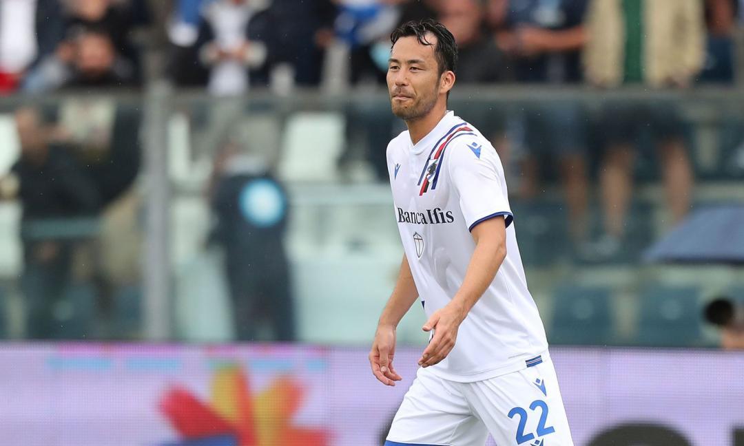 Sampdoria, Yoshida: 'Troppi errori contro la Juve, il gol non mi interessa'