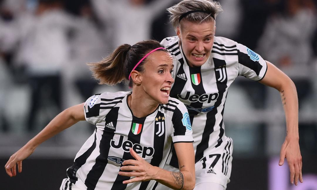 UWCL, Juve Women-Chelsea 1-2, le PAGELLE: Bonansea fa urlare lo Stadium, Pedersen cervello e gamba