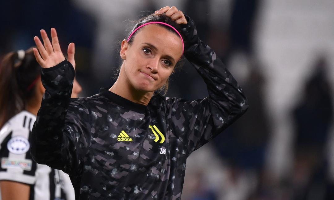 Juve Women, Bonansea: 'Montemurro orgoglioso di noi, vogliamo passare il girone!'