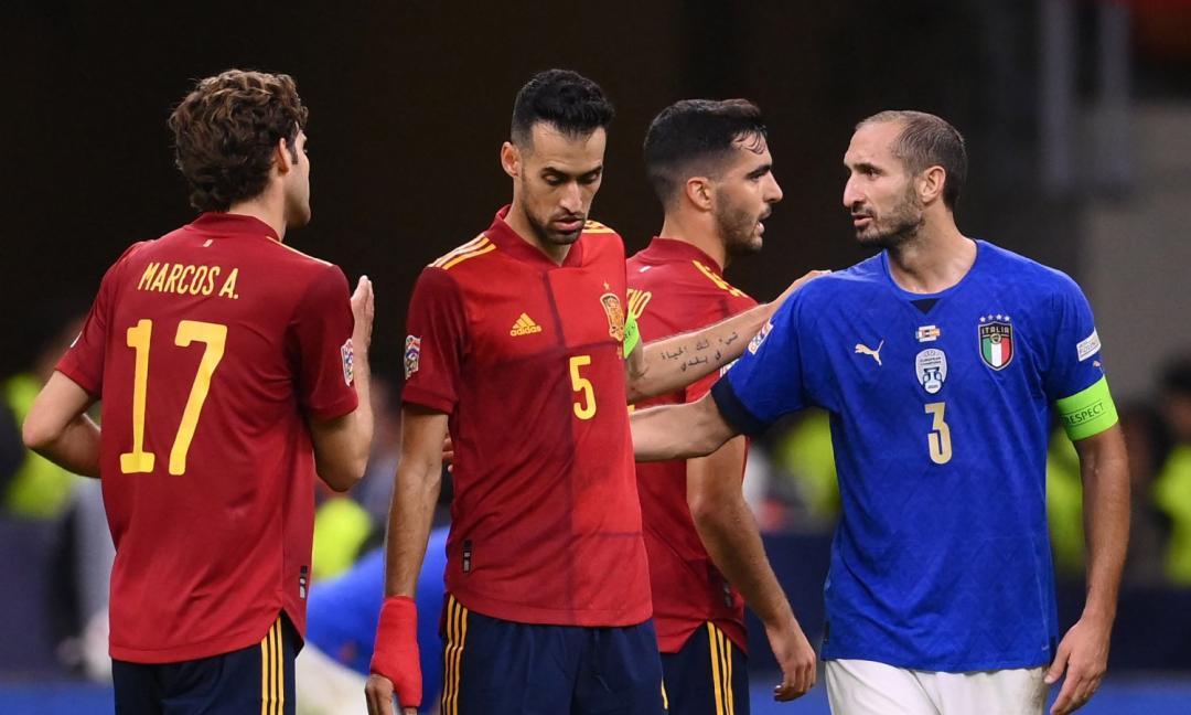 Chiellini cambia il volto dell'Italia: fondamentale come nella Juve, i tifosi lo esaltano. E lui...