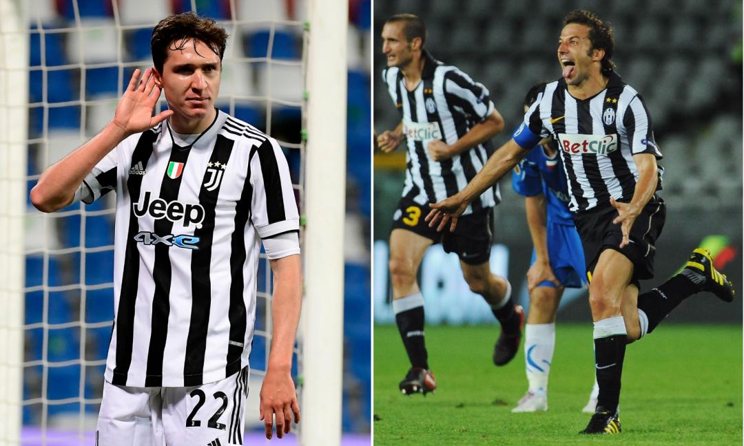 Juve, Chiesa ha la testa di Del Piero: per questo sarà un top