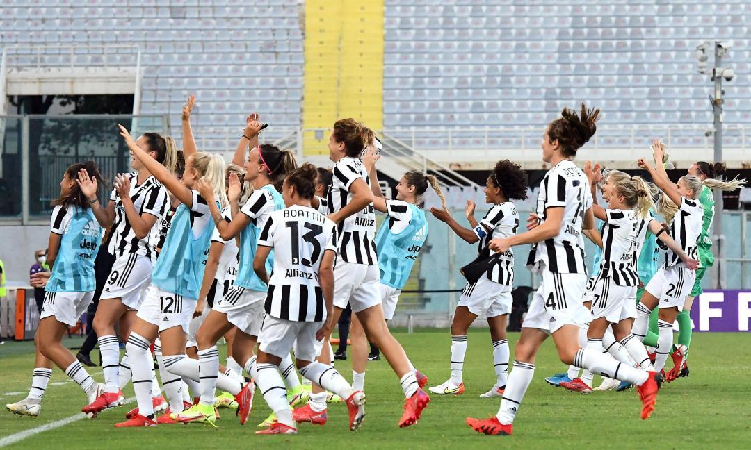 Juve Women, il VIDEO della vittoria Champions sul Servette