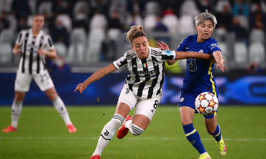 UWCL, Juve Women: impresa sfiorata! Vince il Chelsea 2 a 1