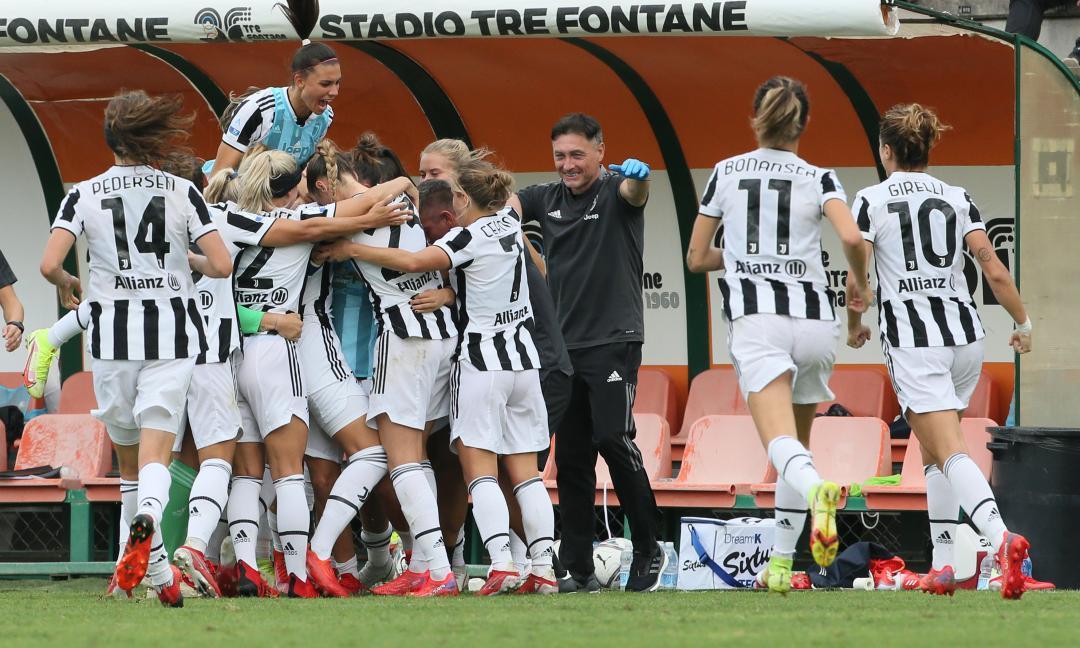 Juve Women, Mantovani: 'Con il Chelsea grande partita, allo stadio...'