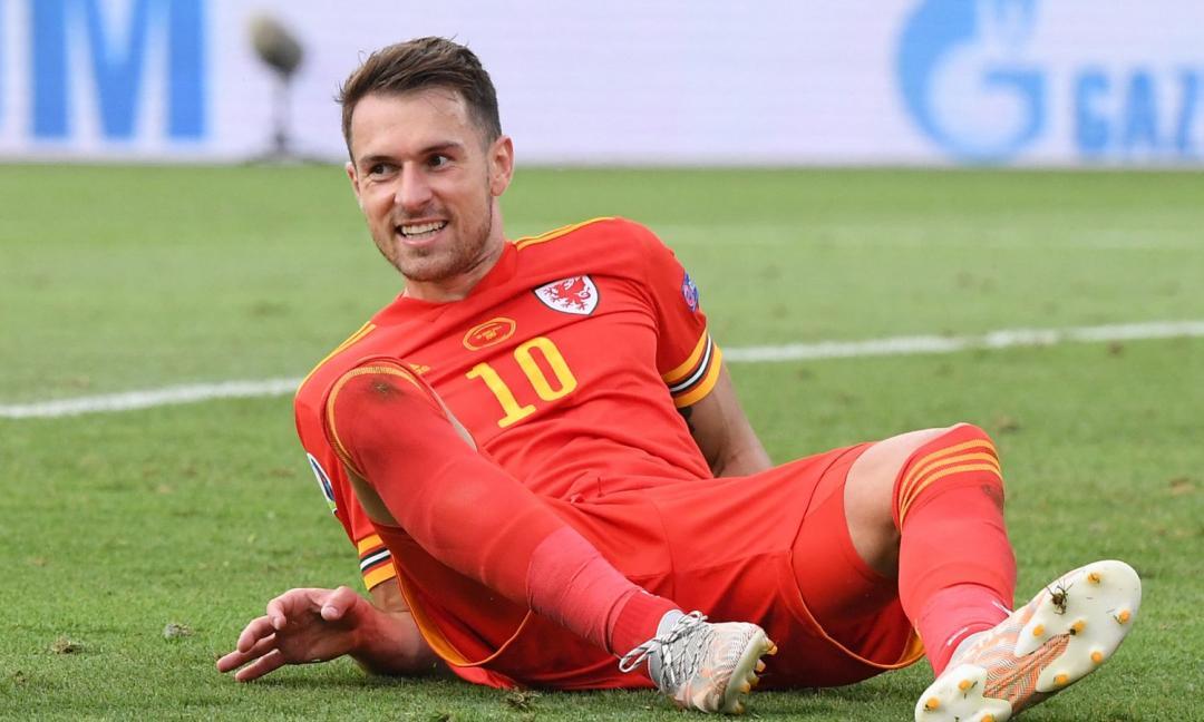 'Il caso Ramsey: nella Juve non gioca mai, nel Galles sta benissimo'