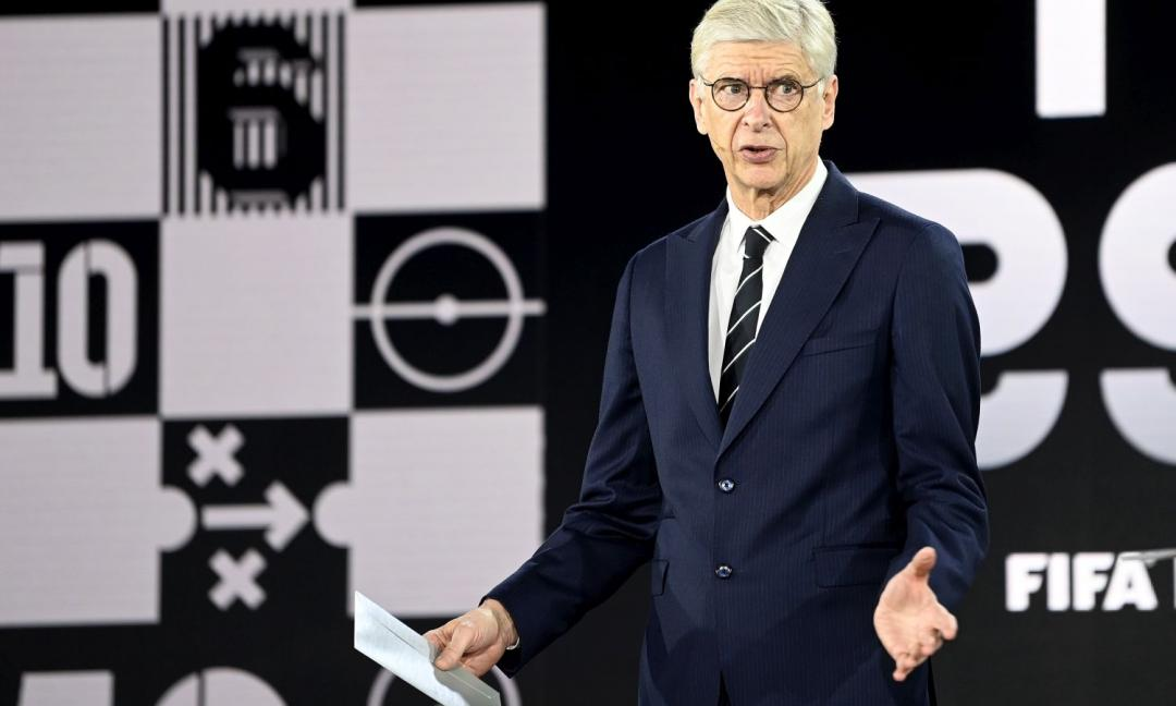 Wenger: 'Fuorigioco automatico già nel 2022'